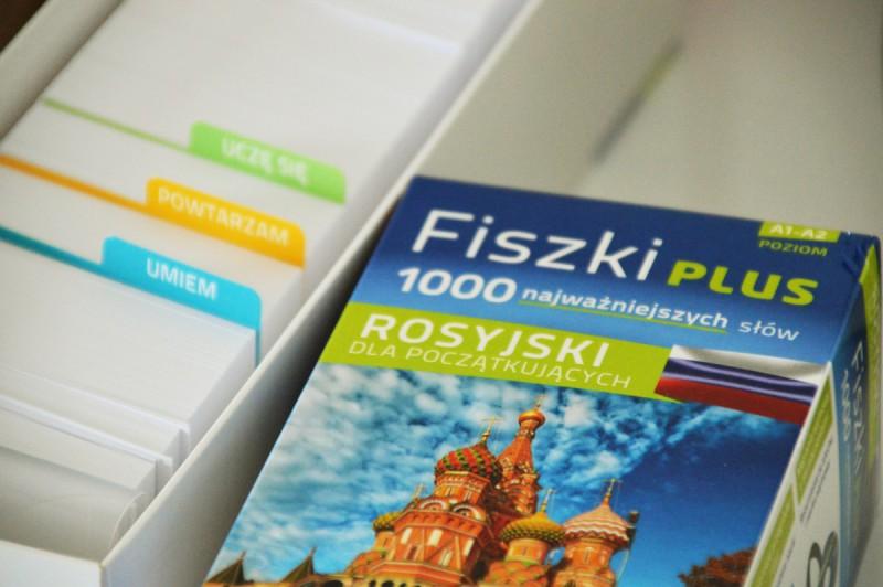 fiszki do nauki rosyjskiego