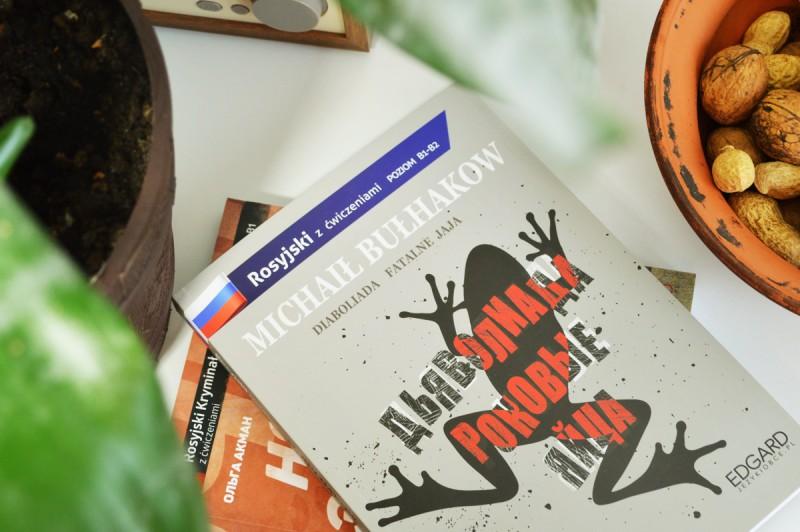 książki do nauki rosyjskiego