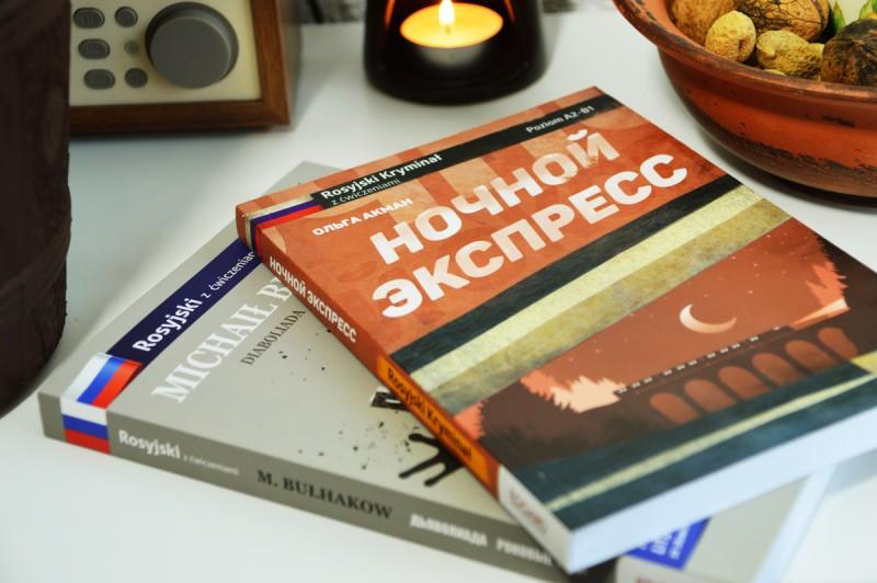 książki do nauki języka obcego